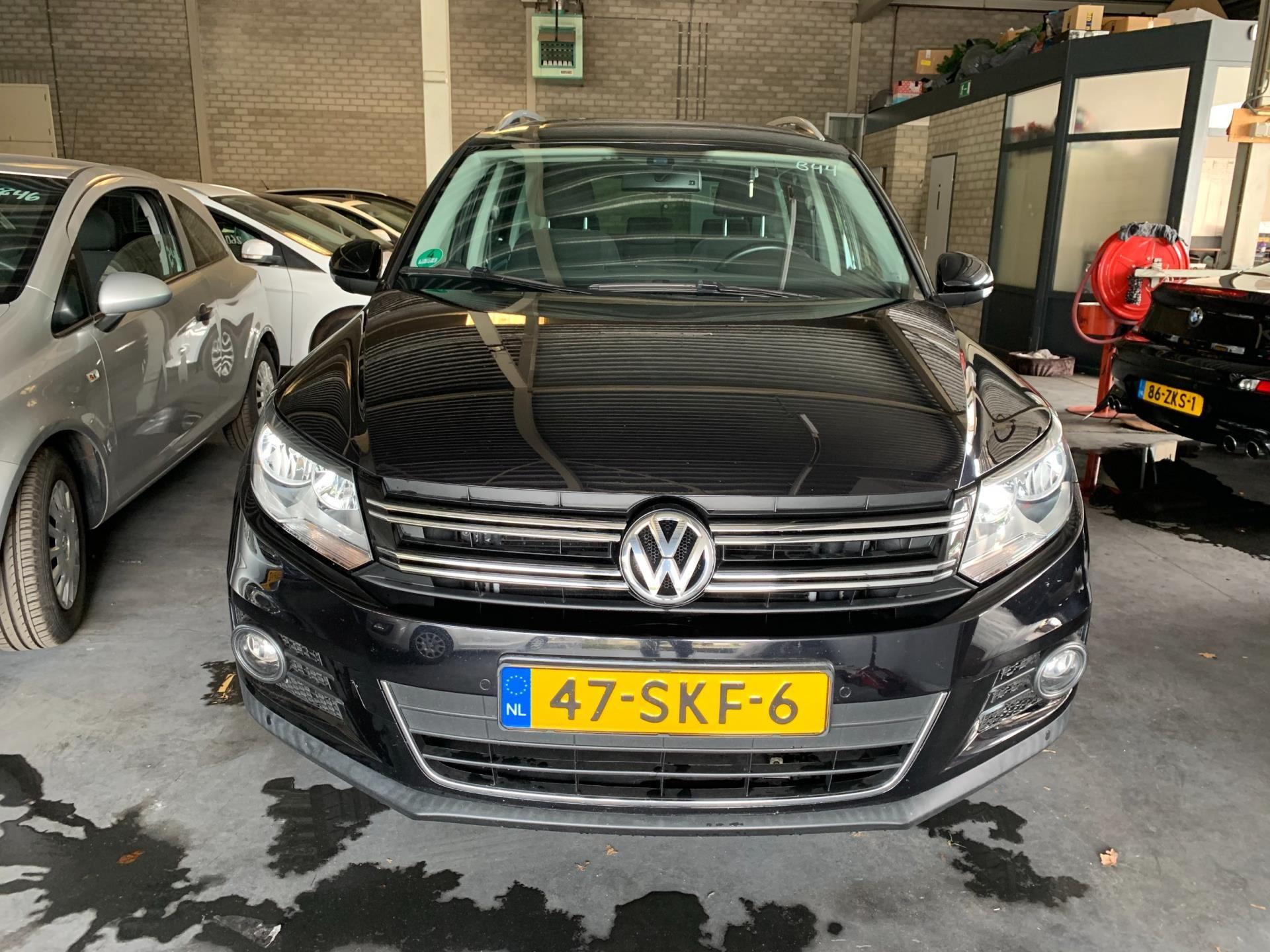 Volkswagen Tiguan occasion - DDM Export B.V.