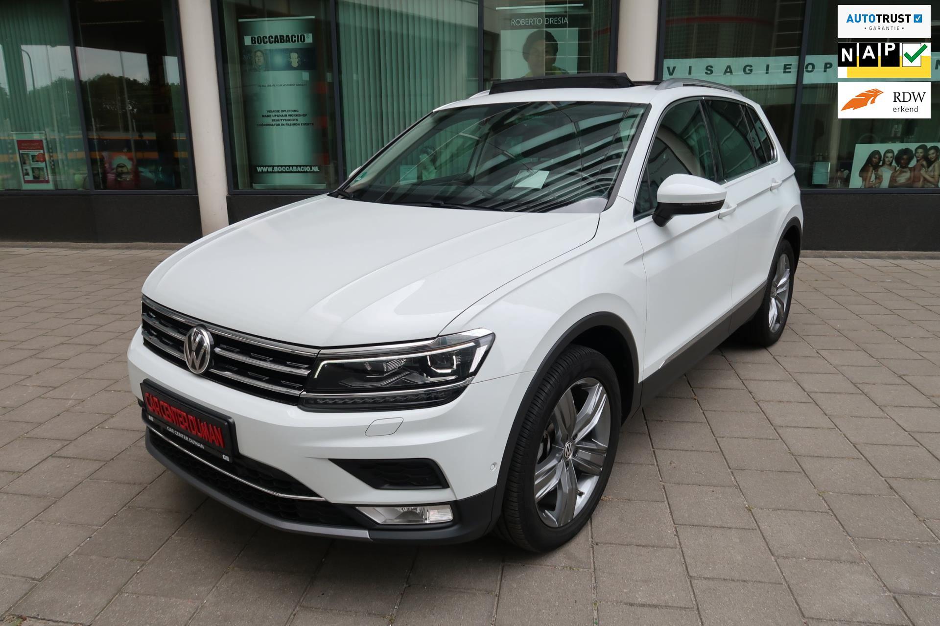 Volkswagen Tiguan occasion - Car Center S. Duman