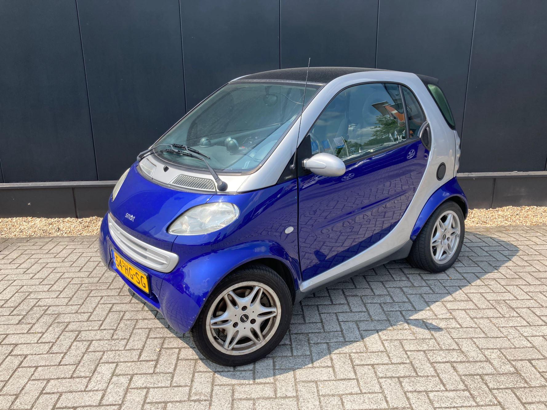 Smart City-coupé occasion - Dennis Jansen Auto's