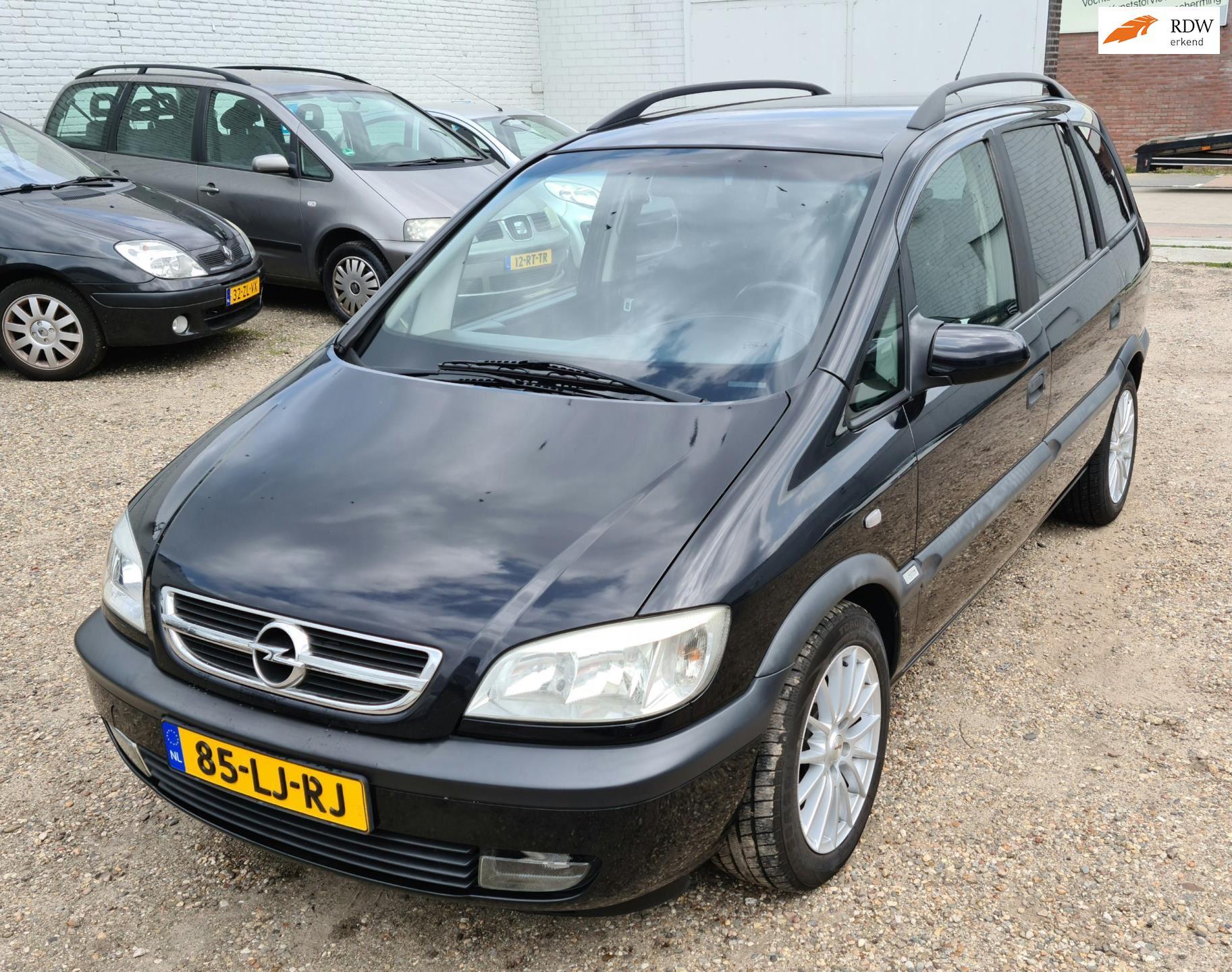 Opel Zafira occasion - DeAuto nl