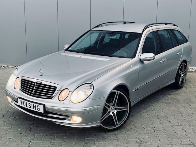 Mercedes-Benz E-klasse Combi 200 K. Avantgarde, Full options, Youngtimer.