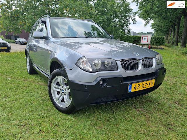 BMW X3 2.5i Executive AIRCO 6BAK LPG G3 Youngtimer