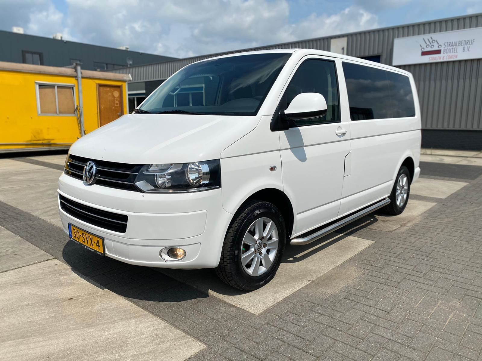 Volkswagen Transporter Kombi occasion - A2 Auto's