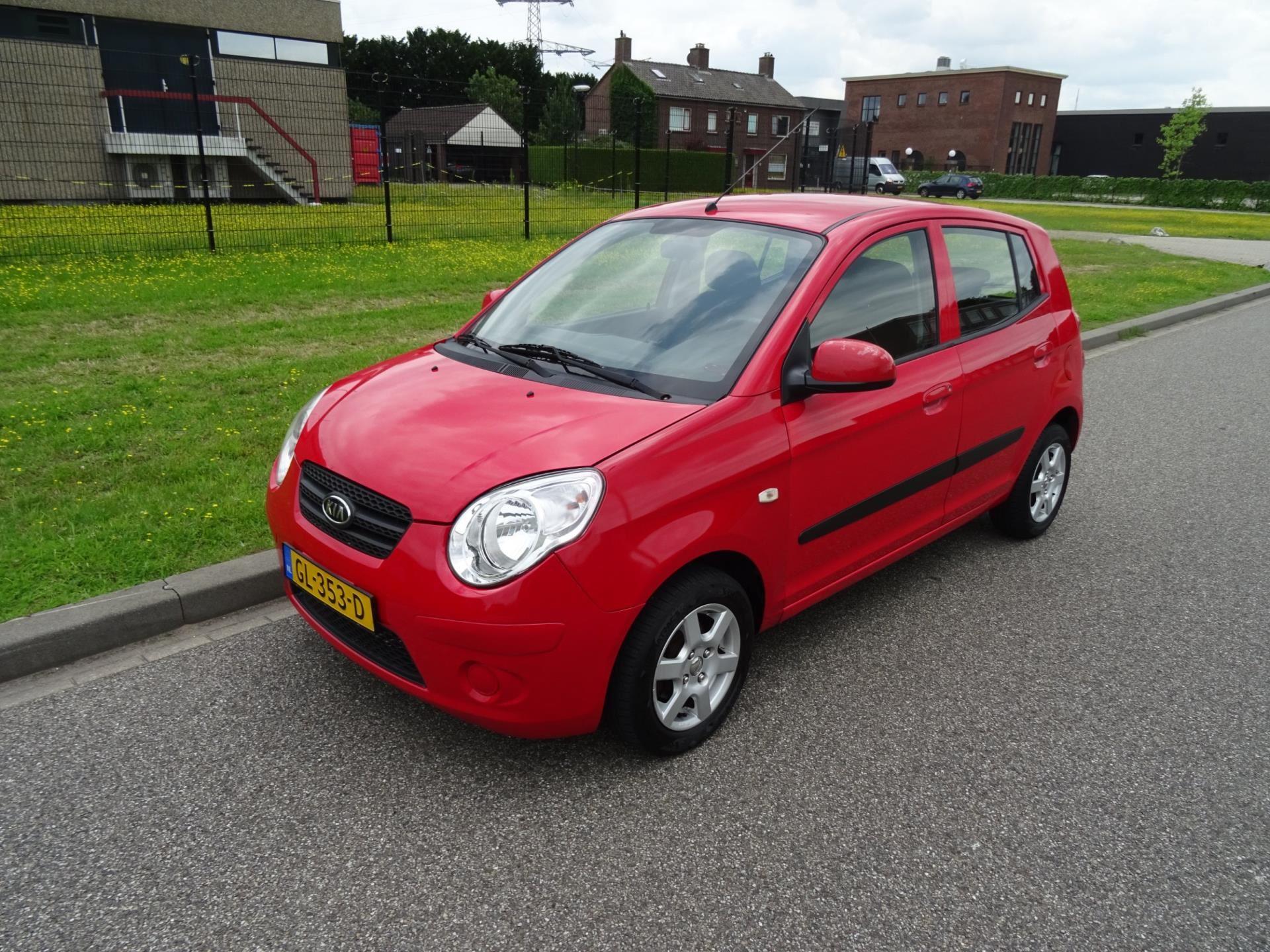 Kia Picanto occasion - Autopark Brabant