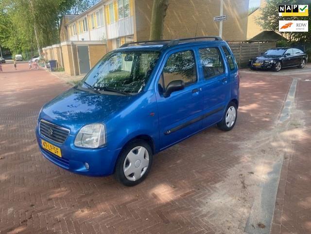 Suzuki Wagon R+ AUTOMAAT / Airco / 102.000 NAP / Leuke auto