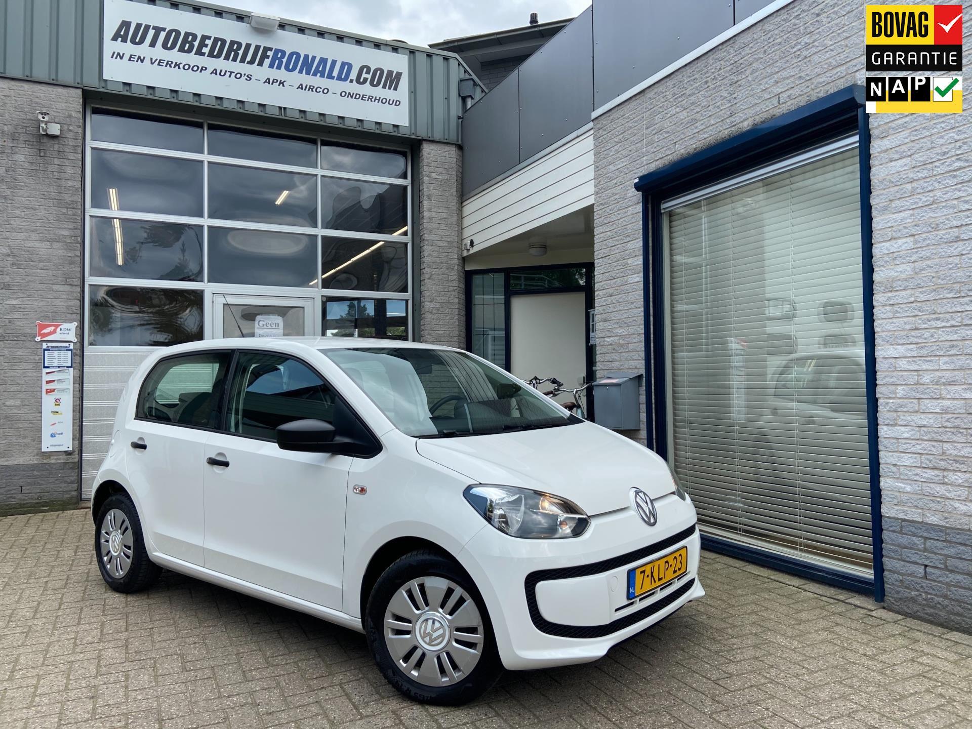 Volkswagen Up occasion - Autobedrijf Ronald