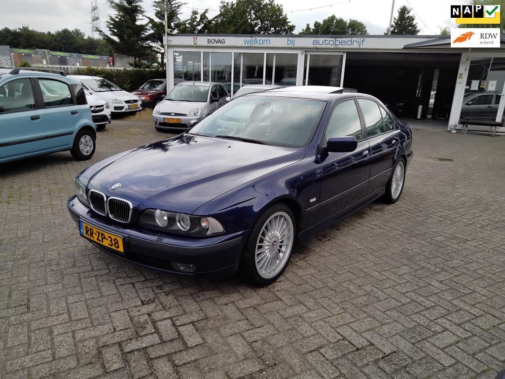 BMW 5-serie occasion - Autobedrijf Pascal