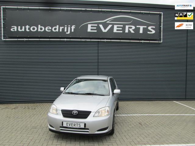 Toyota Corolla occasion - Autobedrijf Everts