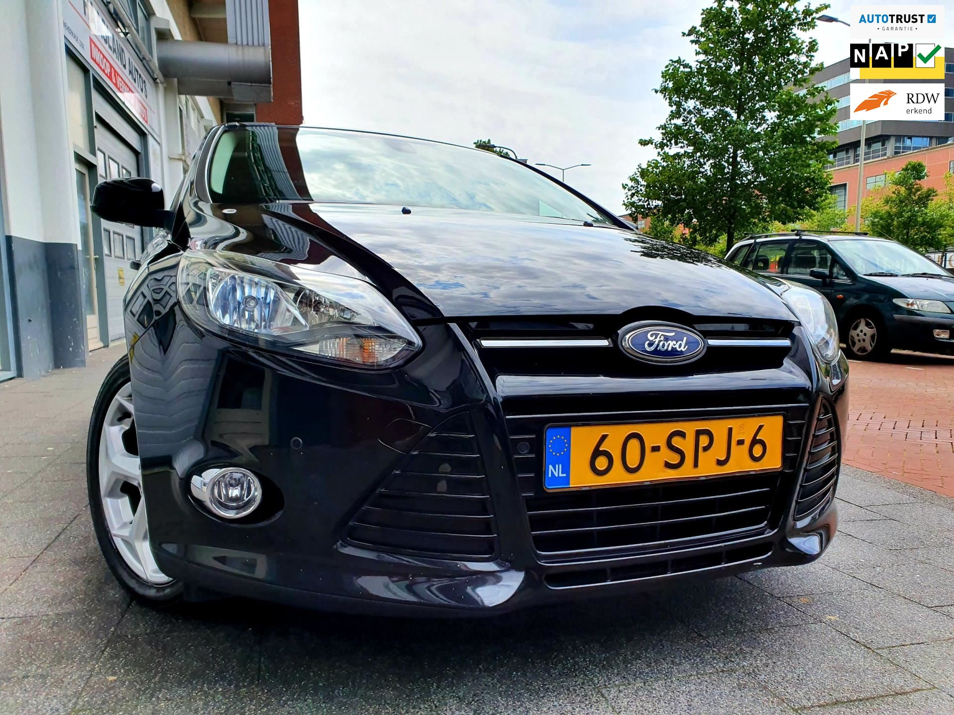 Ford Focus occasion - Haagland Auto's
