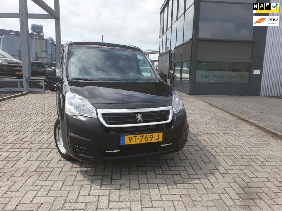 Peugeot Partner occasion - Autobedrijf Reijnholt