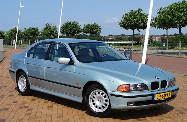 BMW 5ER REIHE occasion - MCS Auto's