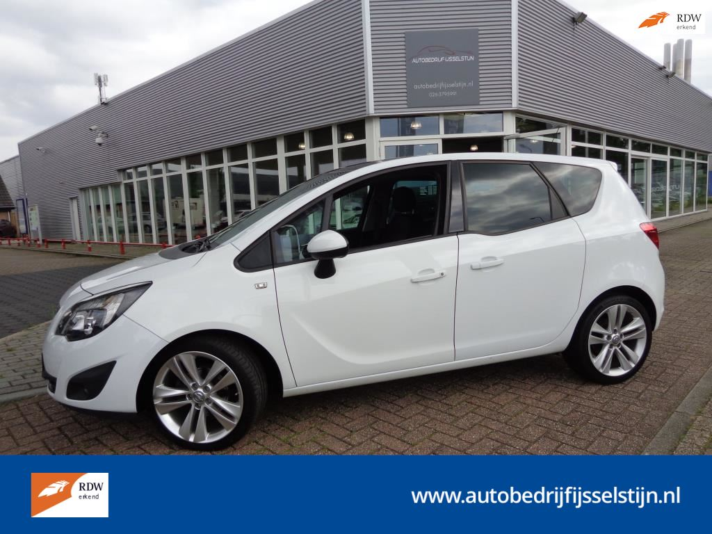 Opel Meriva occasion - Autobedrijf IJsselstijn