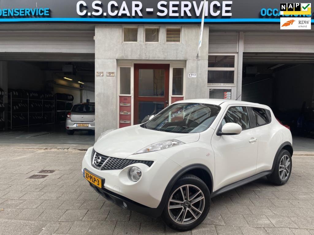 Nissan Juke occasion - CS Car Service
