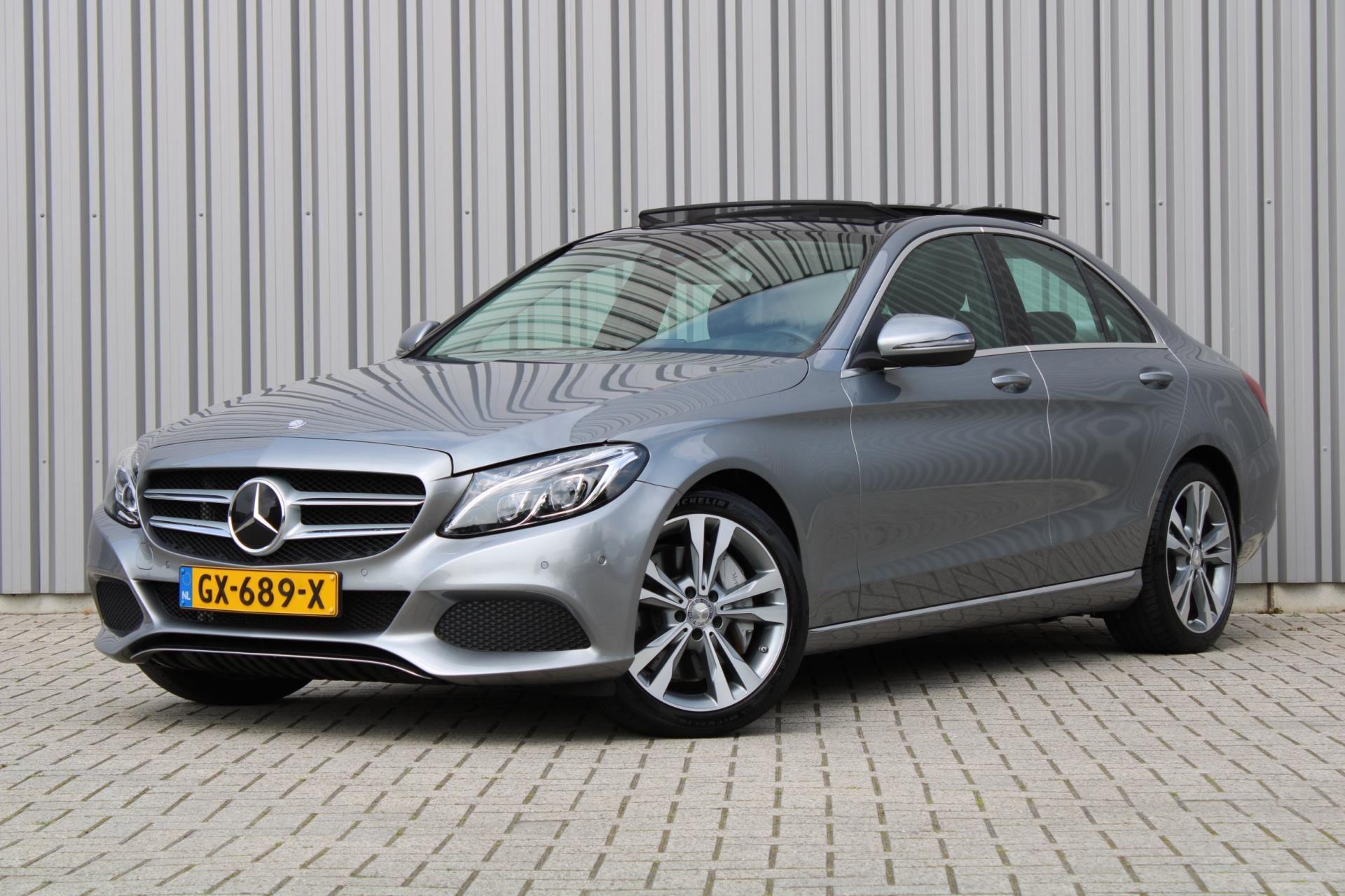 Mercedes-Benz C-klasse occasion - Autobedrijf Van De Klundert