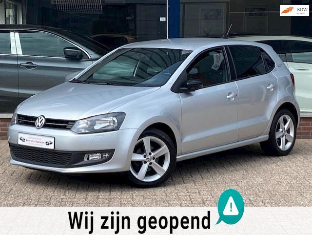 Volkswagen Polo 1.2TSI DSG Silver Edition 90PK 5 deurs! Airco/Cruise/Stoelverwarming/PDC/16LMvelgen/1e eigenaar/Dealer OH/Topstaat