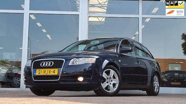 Audi A4 Avant occasion - van den Boog Automotive