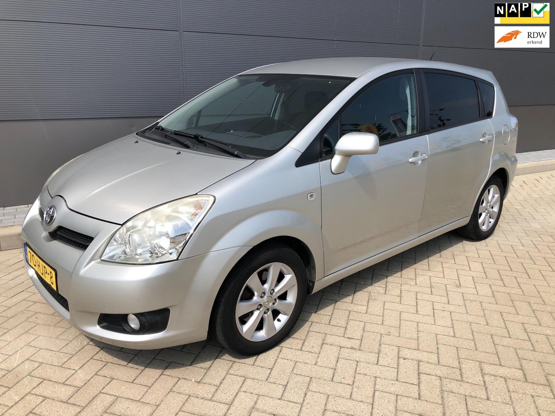 Toyota Verso occasion - Bensi-Amar Auto's
