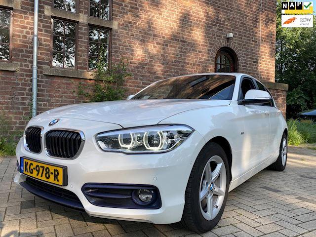 BMW 1-serie 118i Centennial High Executive Wat Een Beauty