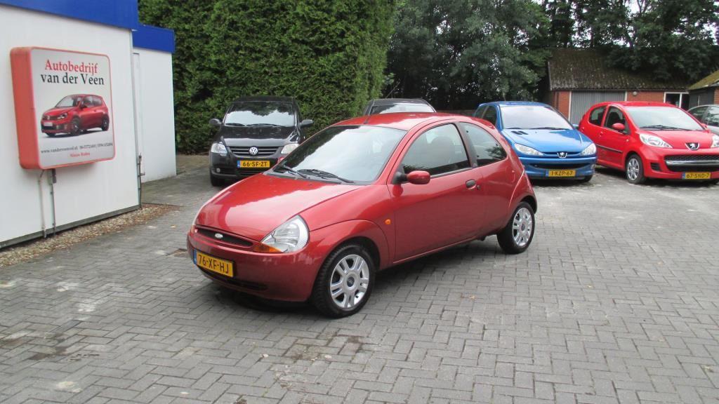 Ford Ka occasion - Autobedrijf van der Veen v.o.f.