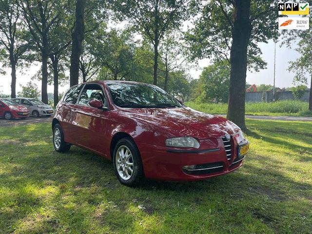 Alfa Romeo 147 1.6 T.Spark 129.000KM NAP