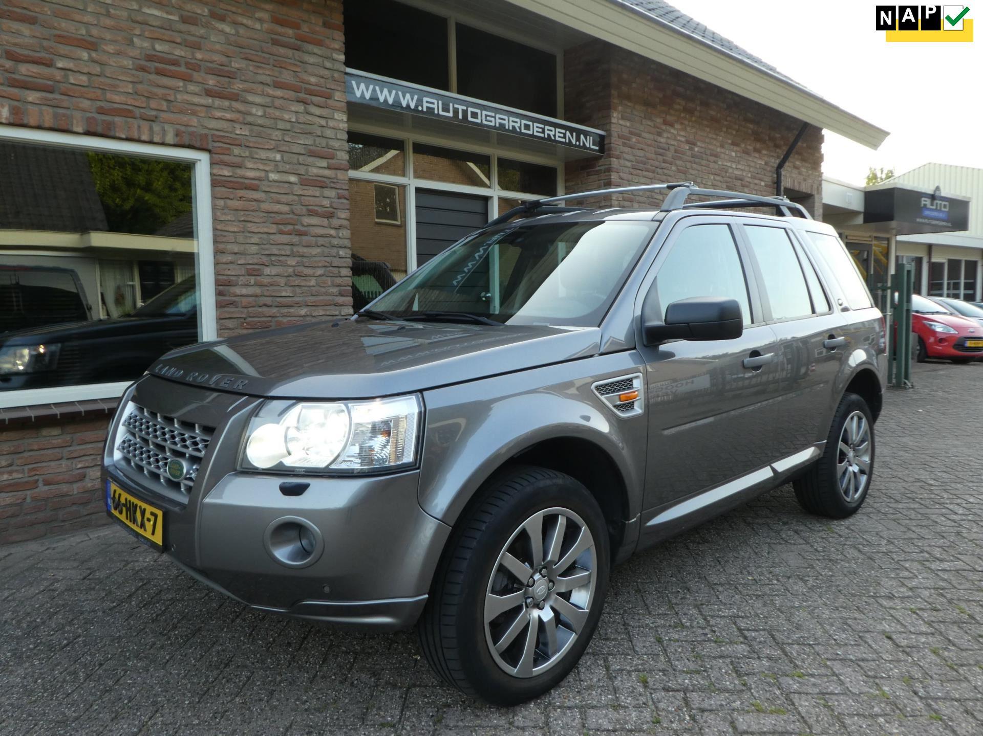 Land Rover Freelander occasion - Auto Garderen