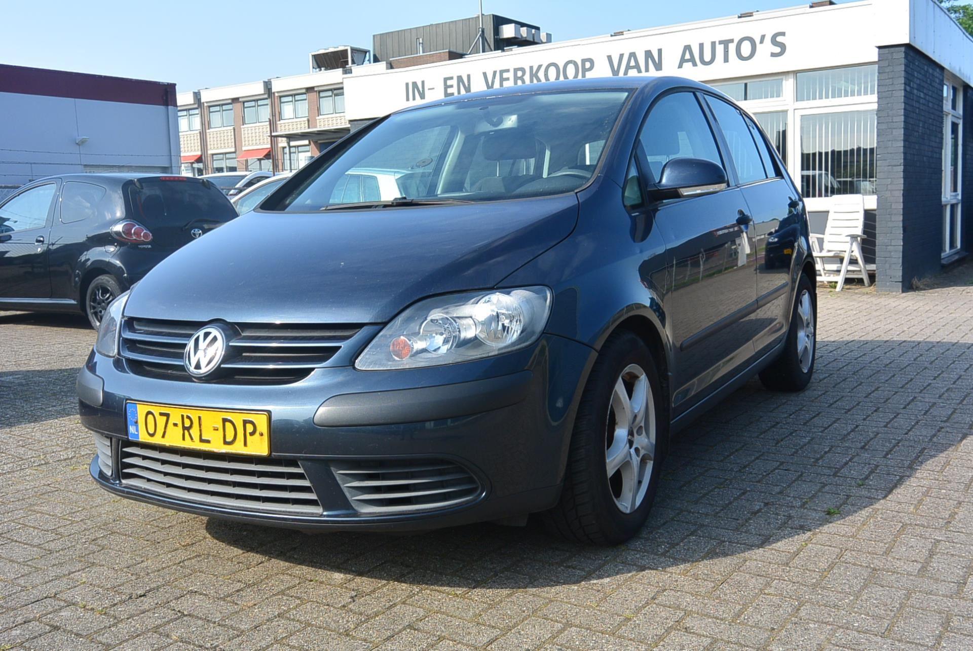Volkswagen Golf Plus occasion - Autobedrijf Simmeren & Veenstra