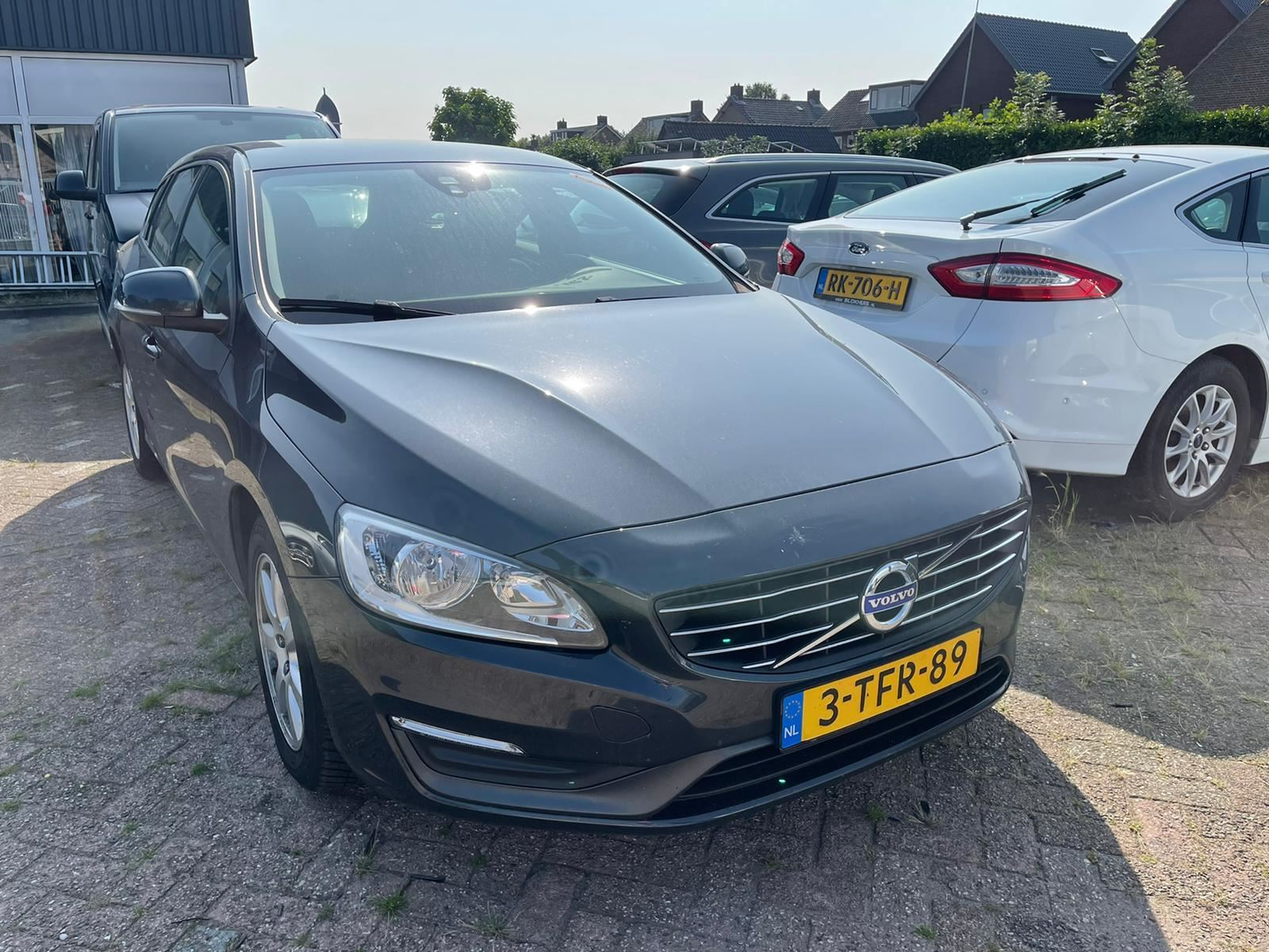Volvo V60 occasion - DDM Export B.V.