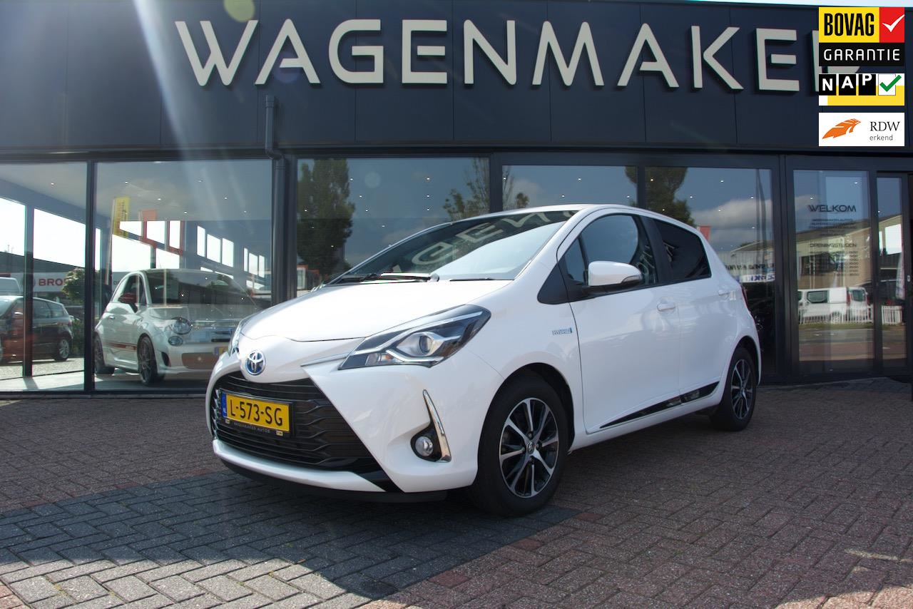 Toyota Yaris occasion - Wagenmaker Auto's