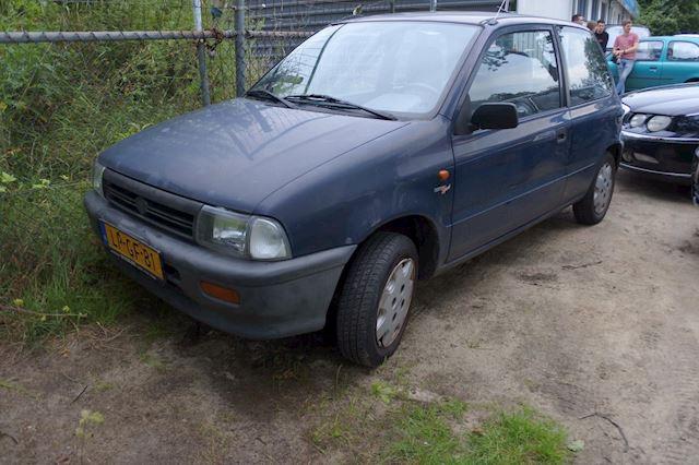 Suzuki Alto 1.0 GL 118 dkm apk tot 16-7-2022
