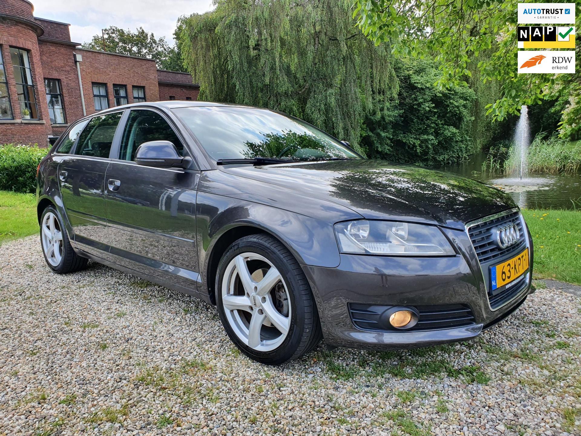 Audi A3 Sportback occasion - Andreas Auto's