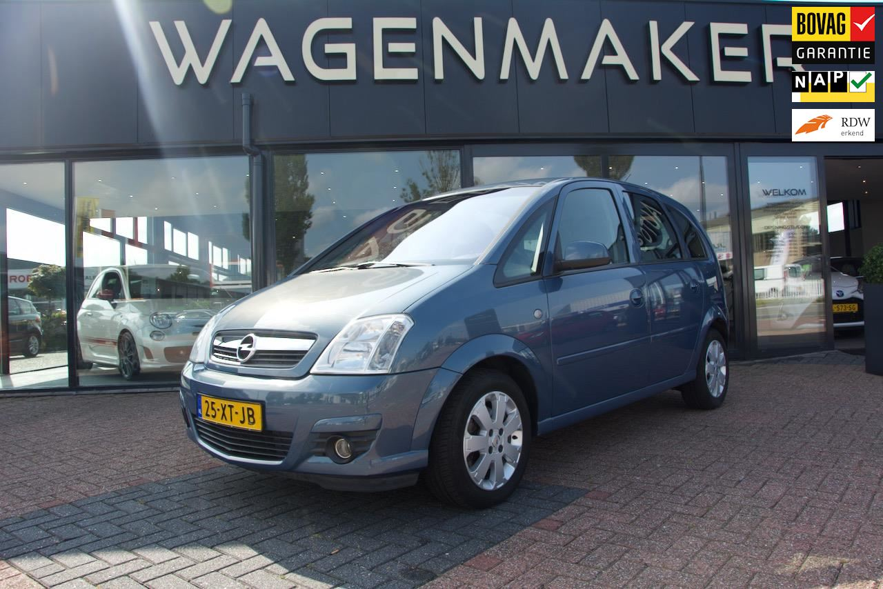 Opel Meriva occasion - Wagenmaker Auto's