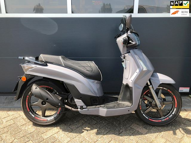 Kymco Snorscooter People S