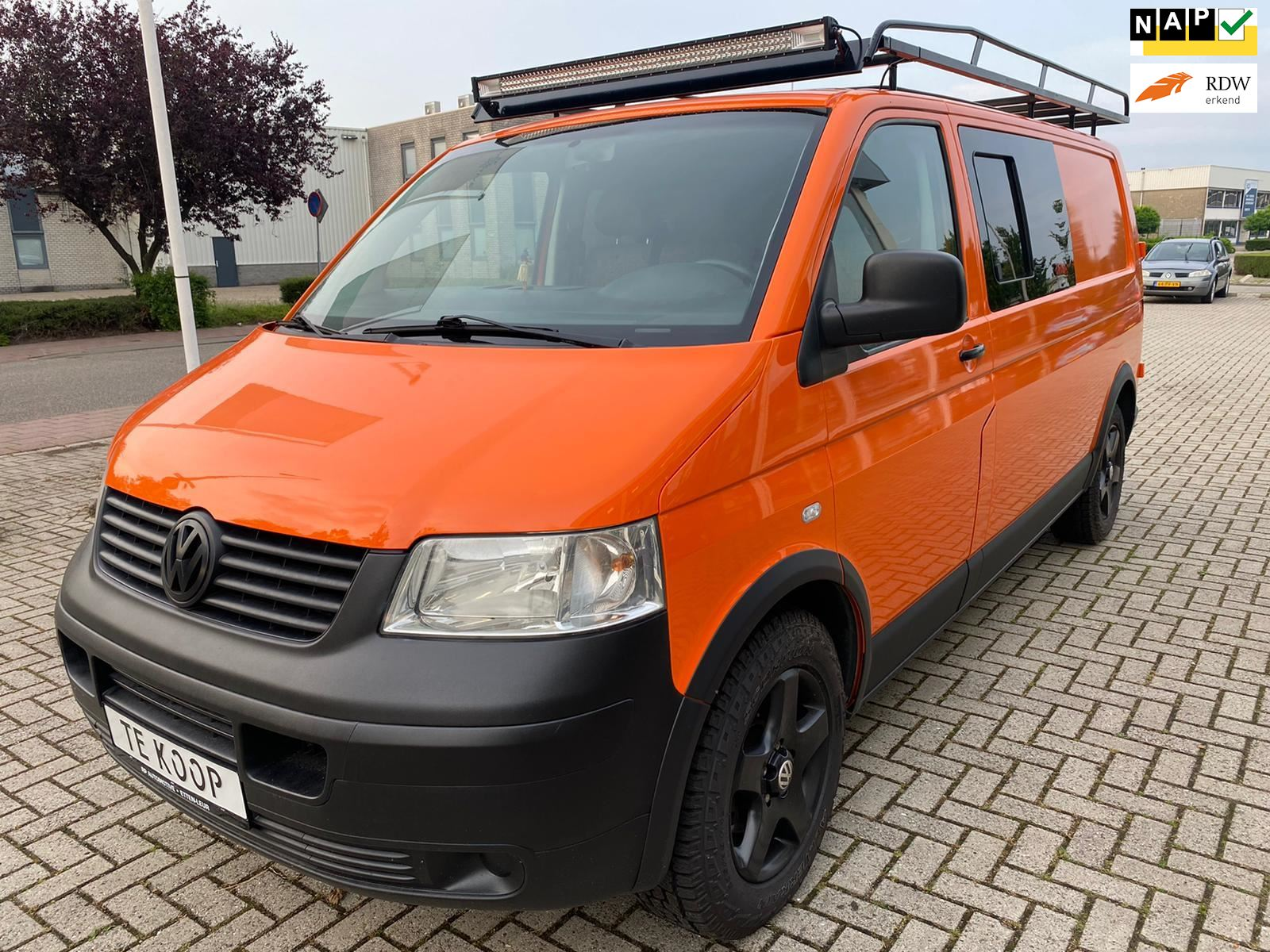 Volkswagen Transporter occasion - RP Automotive