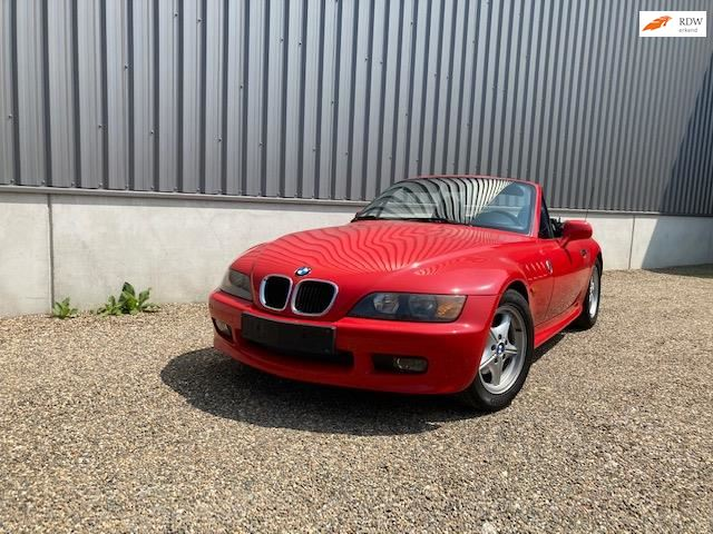 BMW Z3 Roadster occasion - Deckers Trading Limburg