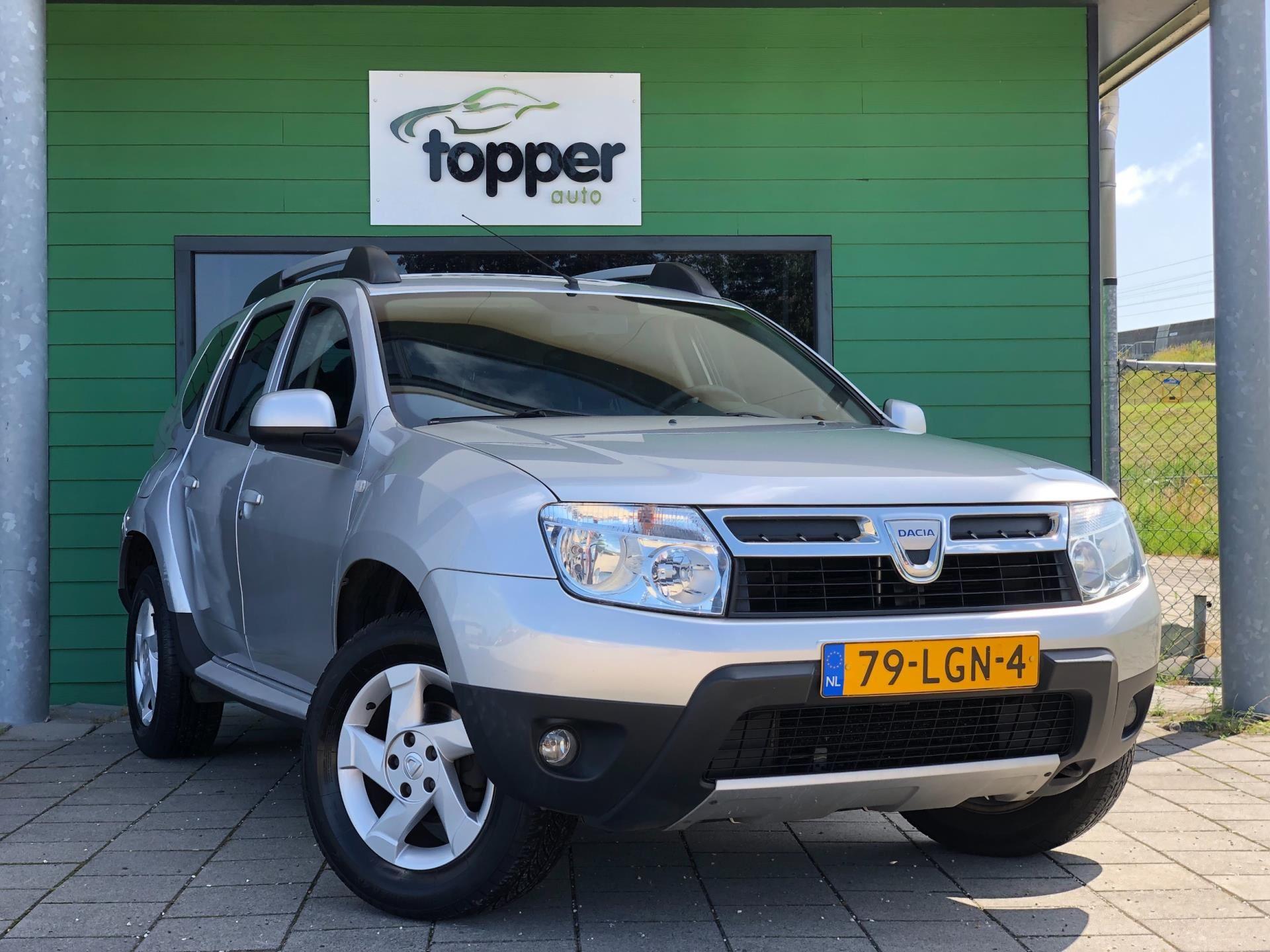 Dacia Duster occasion - Topper Auto