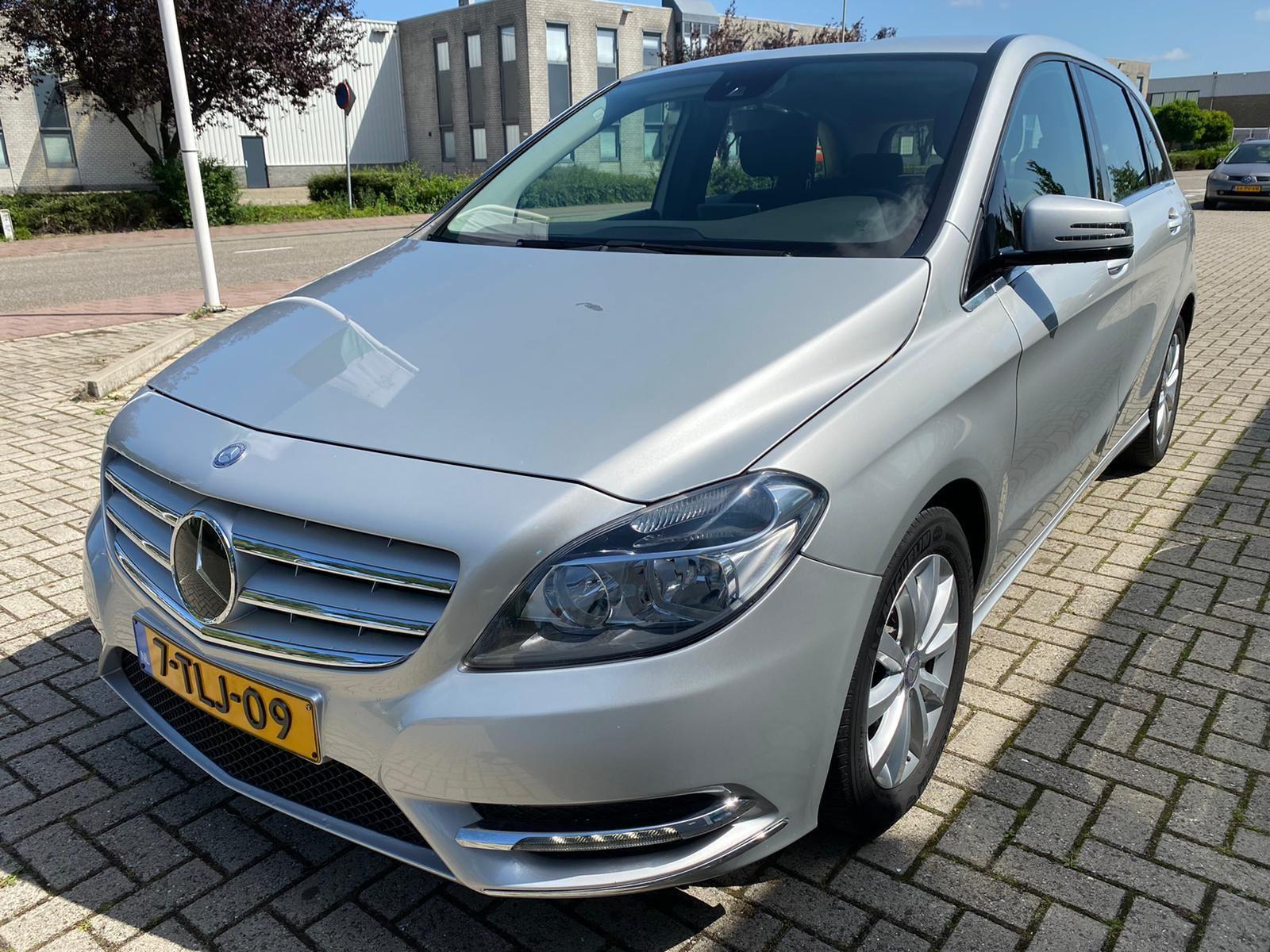 Mercedes-Benz B-klasse occasion - RP Automotive