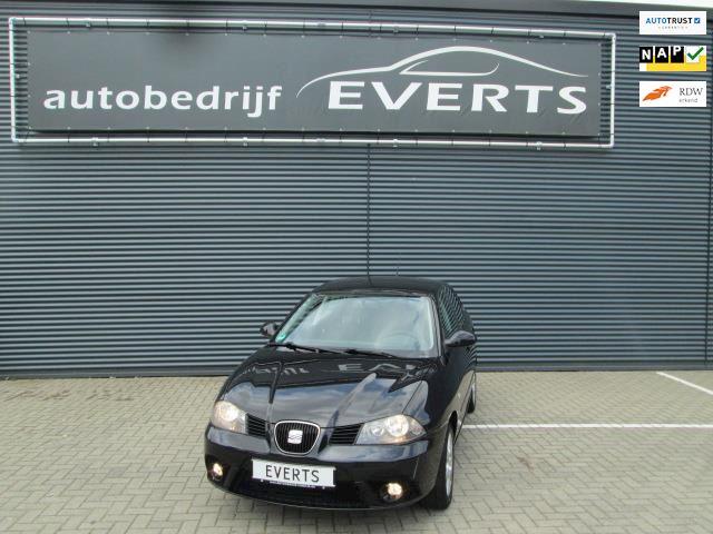 Seat Ibiza 1.4-16V Trendstyle zeer nette goed rijdende auto voor een scherpe meeneem prijs onderhouds boekjes aanwezig