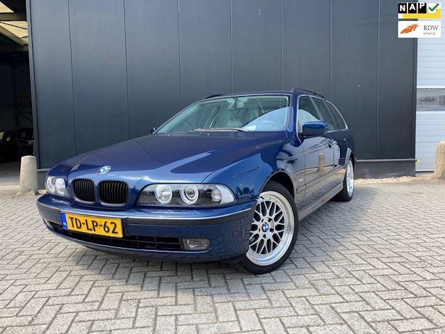 BMW 5-serie Touring 523i,Executive,YOUNGTIMER,NAP,LMV,LEDER,XENON,NIEUWSTAAT...
