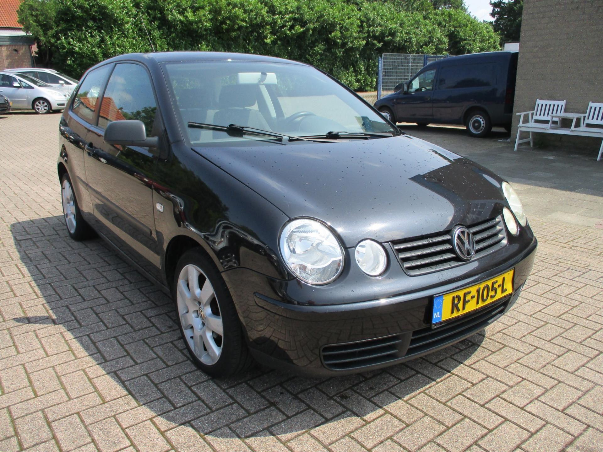 Volkswagen Polo occasion - Teunisse Auto's