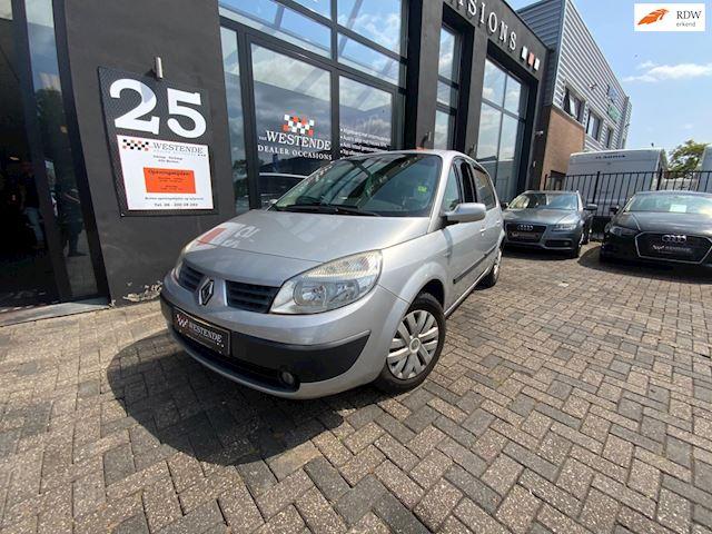 Renault Scénic 1.6-16V Business Line CLIMATE EL RAMEN CRUISE TREKHAAK