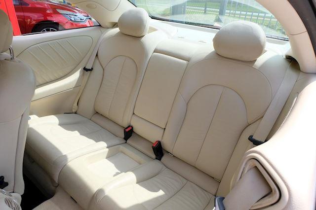 Mercedes-Benz CLK-klasse Coupé occasion - FLEVO Mobiel