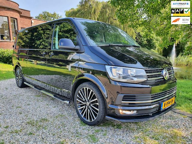 Volkswagen Transporter 2.0 TDI L2H1 DC Highline AUTOMAAT/airco/CRUISE