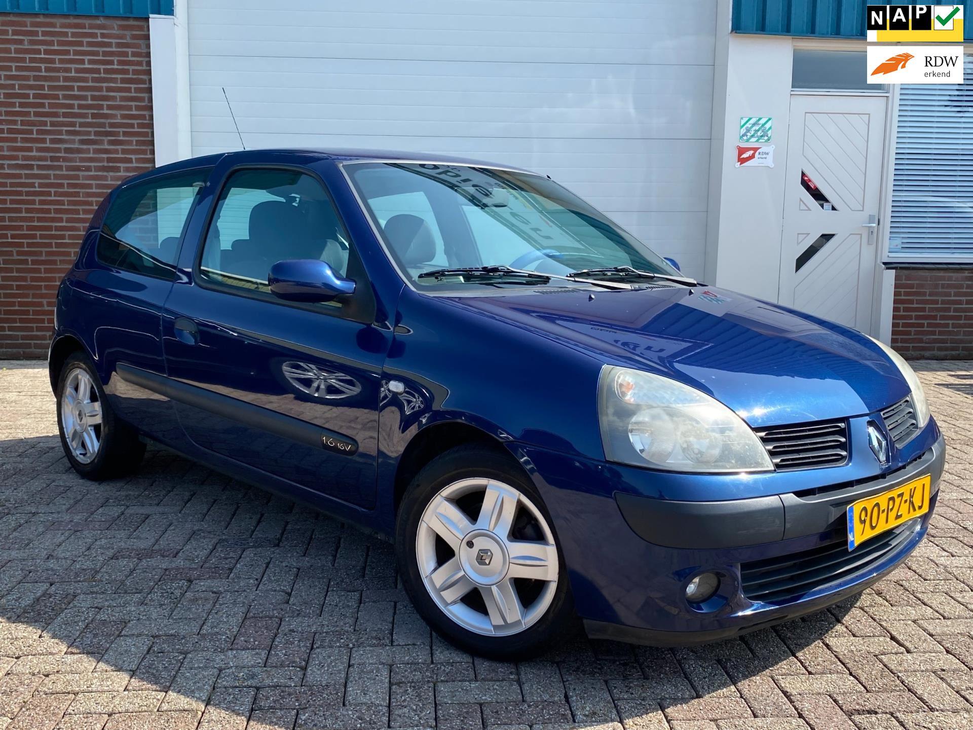 Renault Clio occasion - MD Automobielen