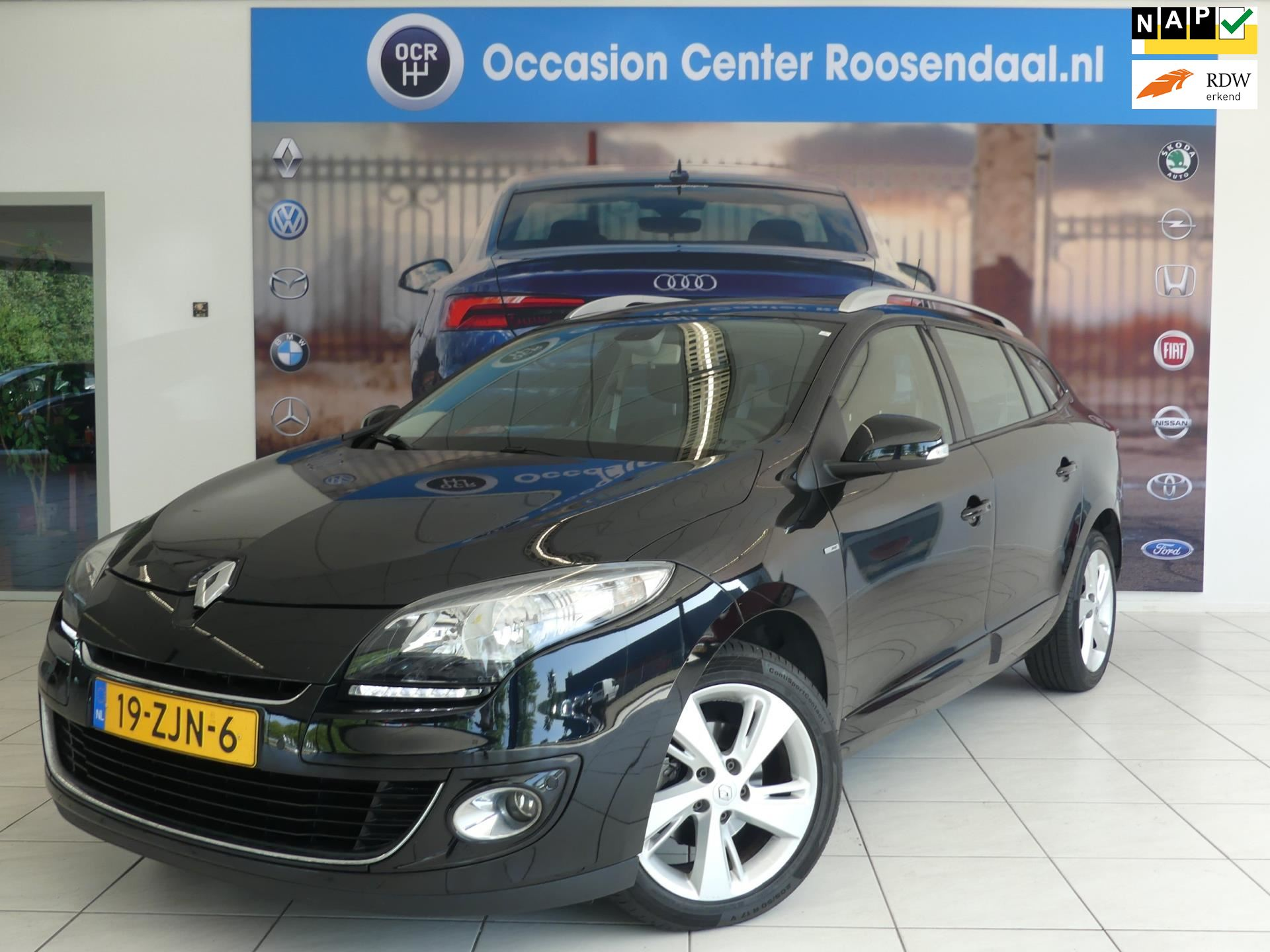 Renault Mégane Estate occasion - Occasion Center Roosendaal