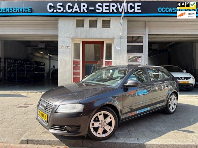 Audi A3 Sportback 1.4 TFSI Ambition P. Line Airco, Cruise, NAP