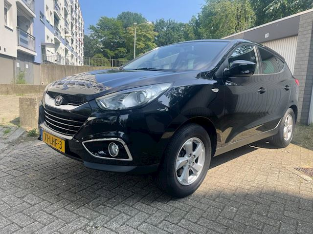 Hyundai Ix35 occasion - Van Hout Auto's
