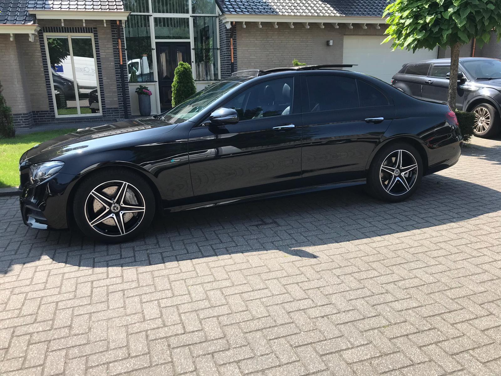 Mercedes-Benz E-klasse occasion - Van Sabben Auto's