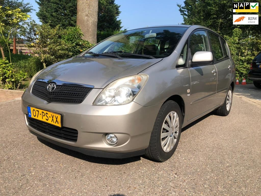 Toyota Corolla Verso occasion - Excellent Cheap Cars