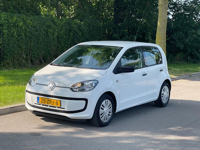 Volkswagen Up 1.0 take up BlueMotion