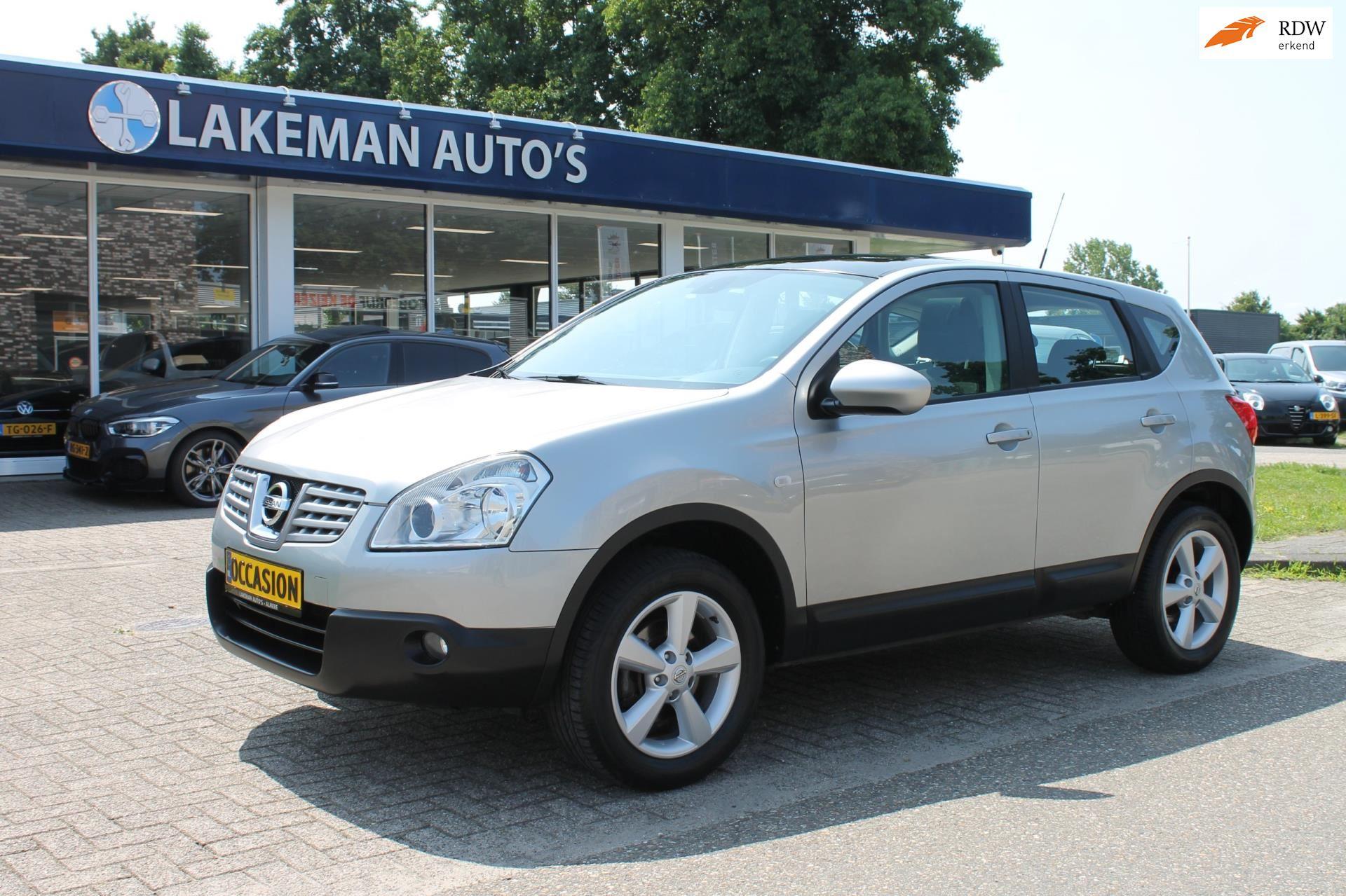 Nissan Qashqai occasion - Lakeman auto's Almere B.V.